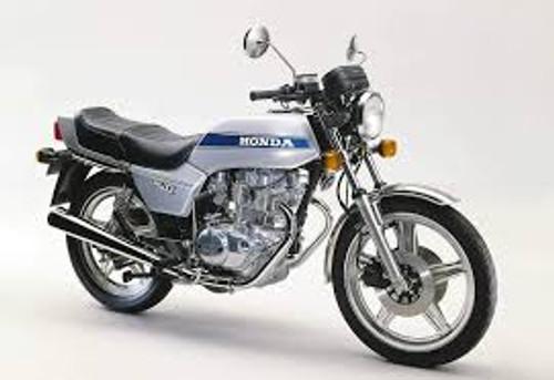 HONDA CB400 N 1978-1982