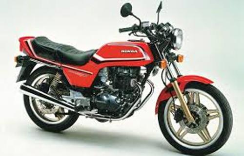 HONDA CB400 TWIN 1979-1981