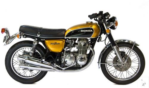 HONDA CB500 FOUR 1974-1978