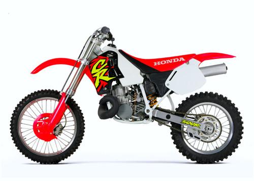 HONDA CR500R 1995-2001