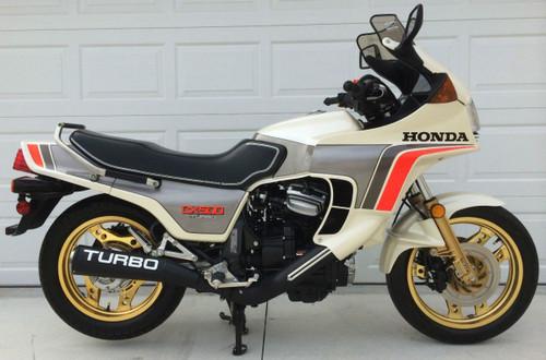HONDA CX500 TC TURBO 1982-