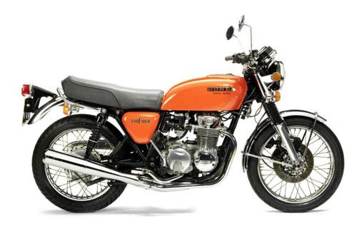 HONDA CB550F 1979-1980