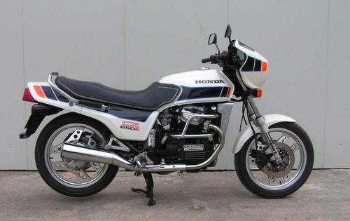 HONDA CX650 E 1985-