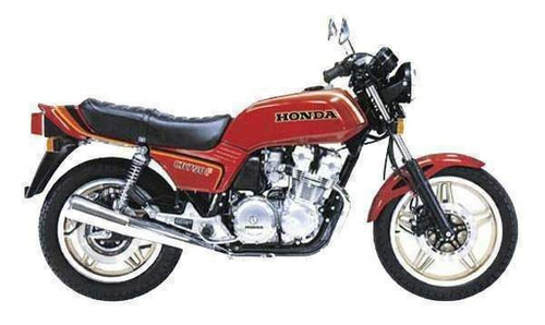HONDA CB750F RC06 1981-1983