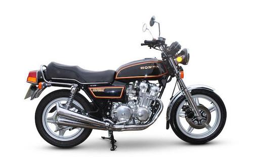 HONDA CB750 KZ DOHC 1978-1980
