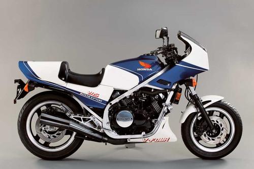 HONDA VF750F RC15 1985-