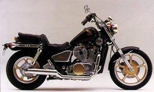 HONDA VT750 C RC29 1987-
