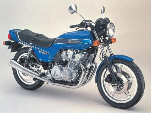 HONDA CB900F SC01 1979-1982