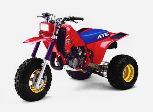 HONDA ATC250R 1985-1987