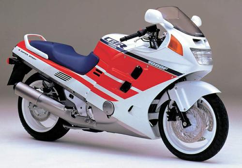 HONDA CBR1000F SC24 1990-1992