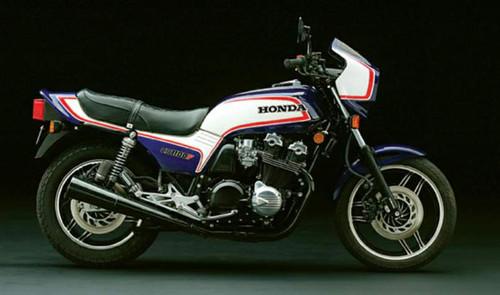 HONDA CB1100F SC11 1983-1984
