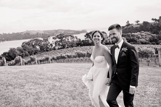 Wedding Spotlight: Sophie & David