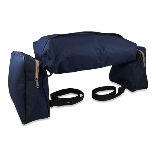 Saddle Bags - Horse Riding Trail Pack For Overnight/Endurance