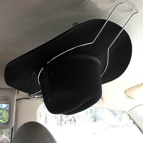 Hat Saver - vehicle hat rack/ hat hanger