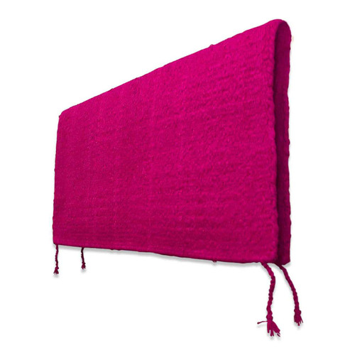 Hot Pink Western Saddle Blanket