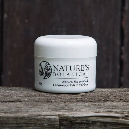 Nature's Botanical Natural Fly and Insect Repellent Créme 50g