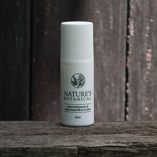 Nature's Botanical Natural Fly/Insect Repellent Lotion 50ml Roll On