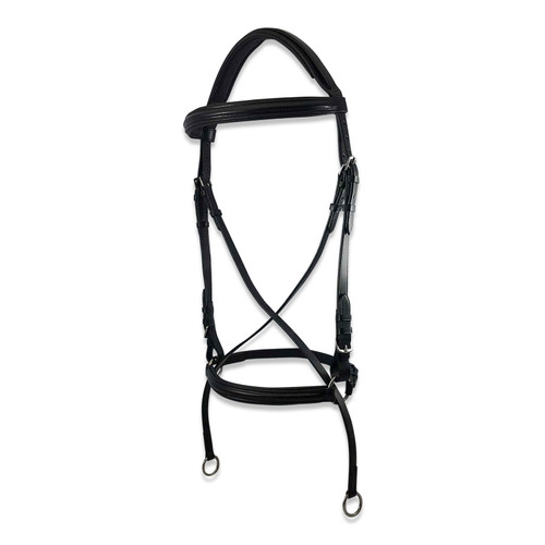 Bitless Leather Bridle