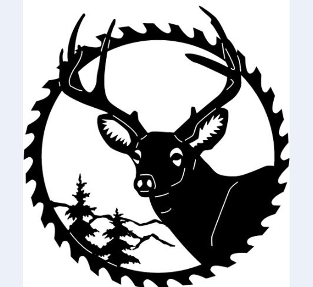 Deer Profile Circular Saw