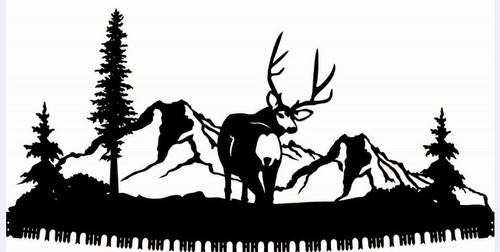 Standing Elk Crosscut Saw