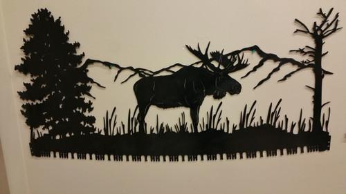 Moose Crosscut Saw