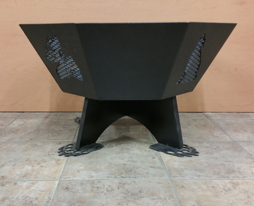 Octagon Fire Pit 44""