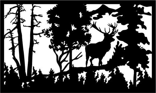 Standing Elk Railing