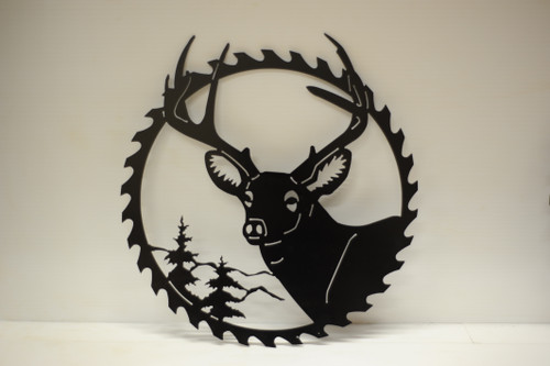 Deer Profile Circular Saw