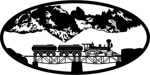 Train Scene