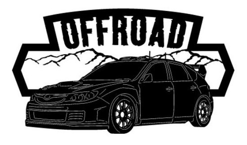Off-roading