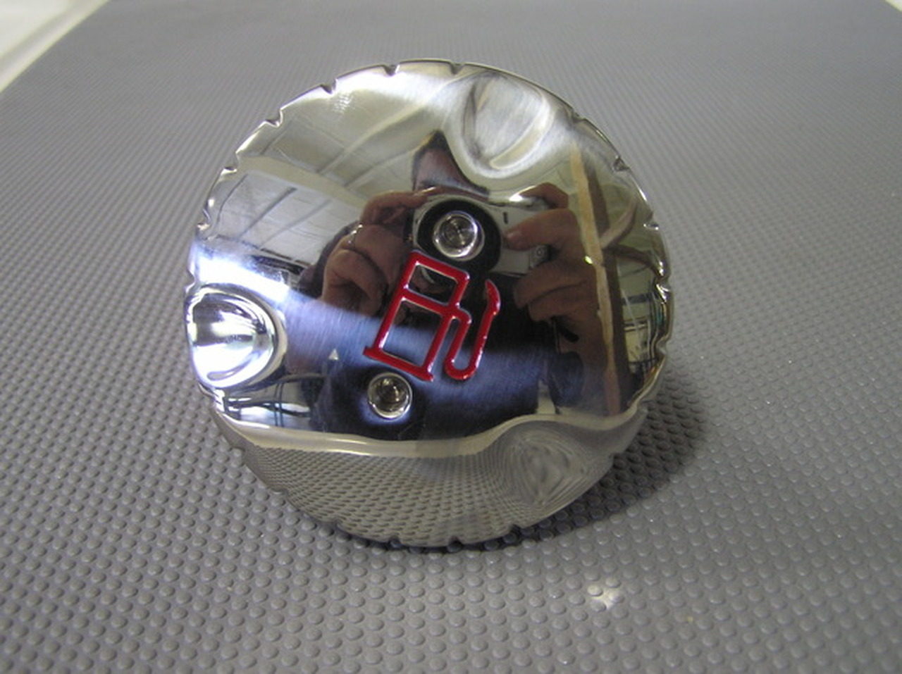 FUEL FILL CAP & FILL 27.00067 ** IN STOCK & READY TO SHIP!