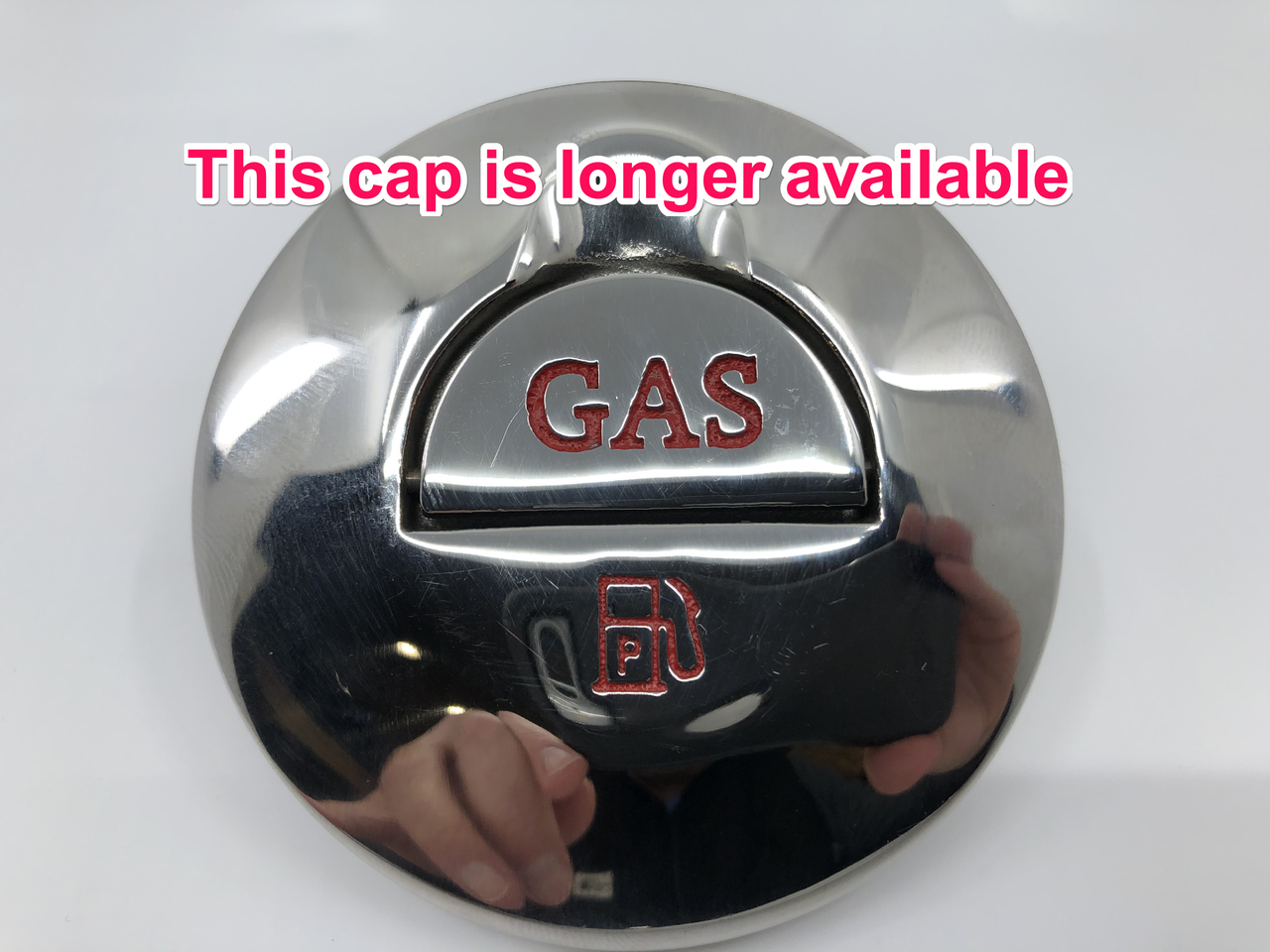 CHAPARRAL FUEL FILL CAP & FILL 27.00067 ** IN STOCK & READY TO SHIP!