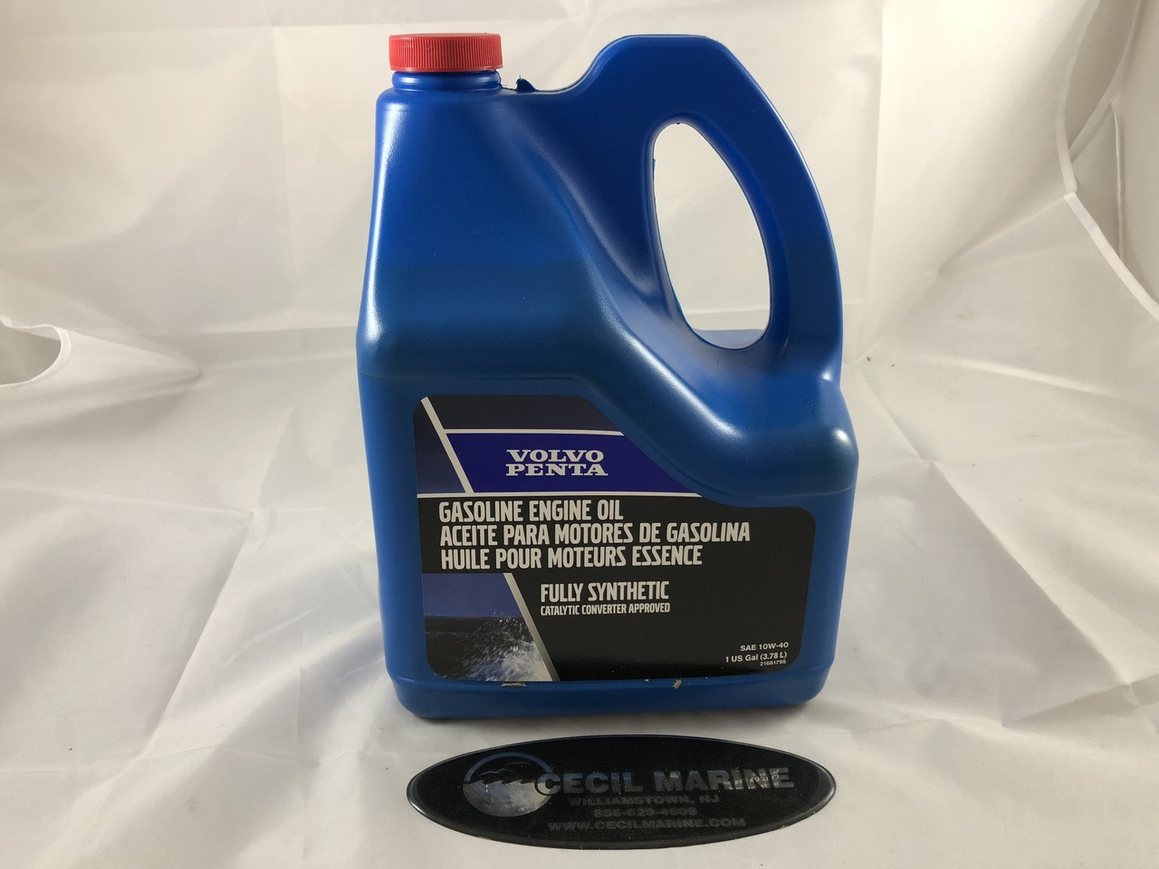 FULL SYNTHETIC ENGINE OIL - GALLON 21681795