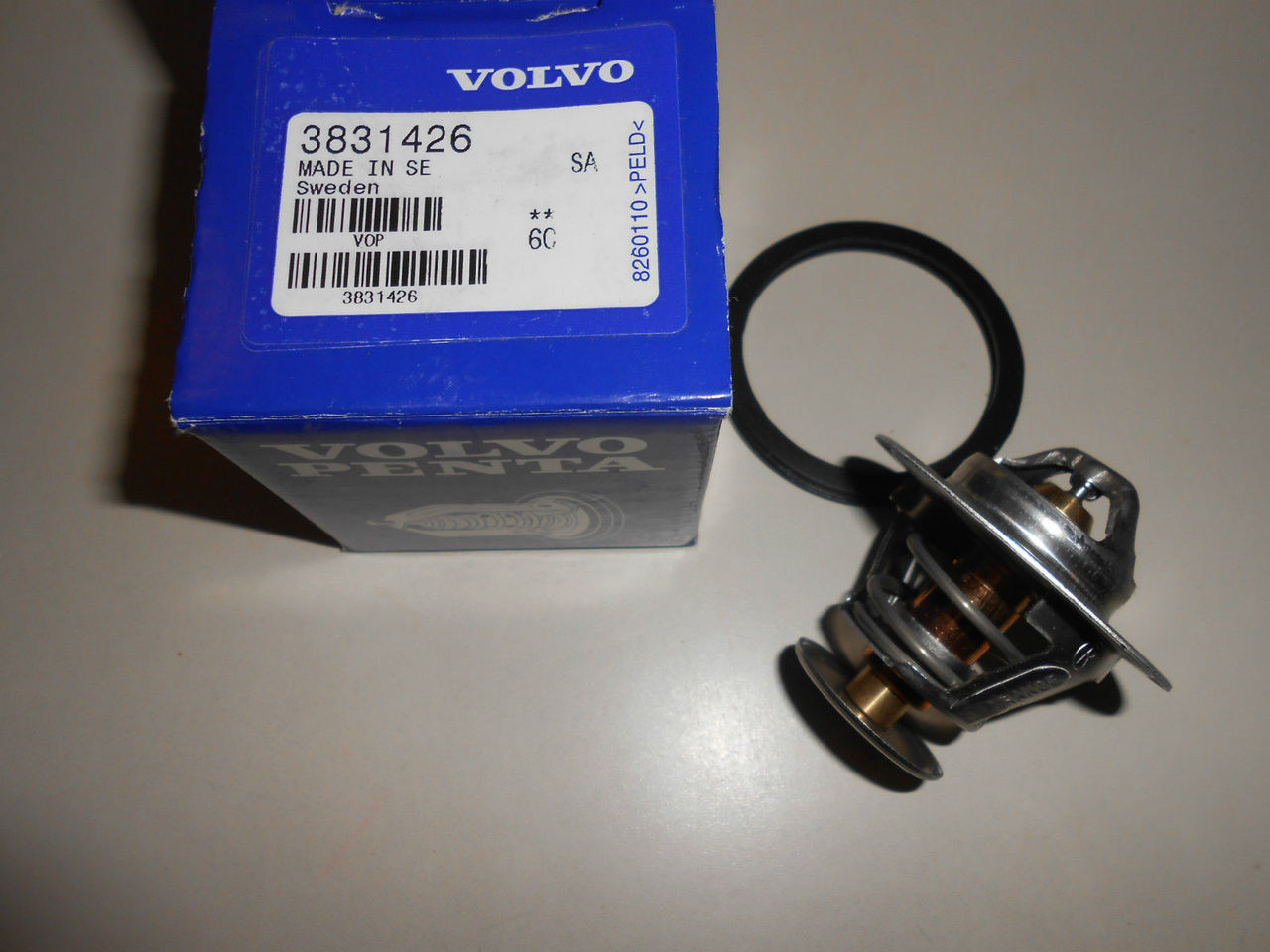 $31.73* GENUINE VOLVO THERMOSTAT 3831426 **In stock & ready to ship!