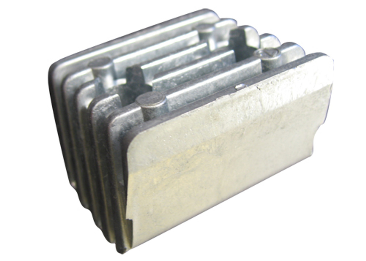 DPS Engine For Saltwater Boat Marine Volvo Penta Zinc Anode Kit For SX-A
