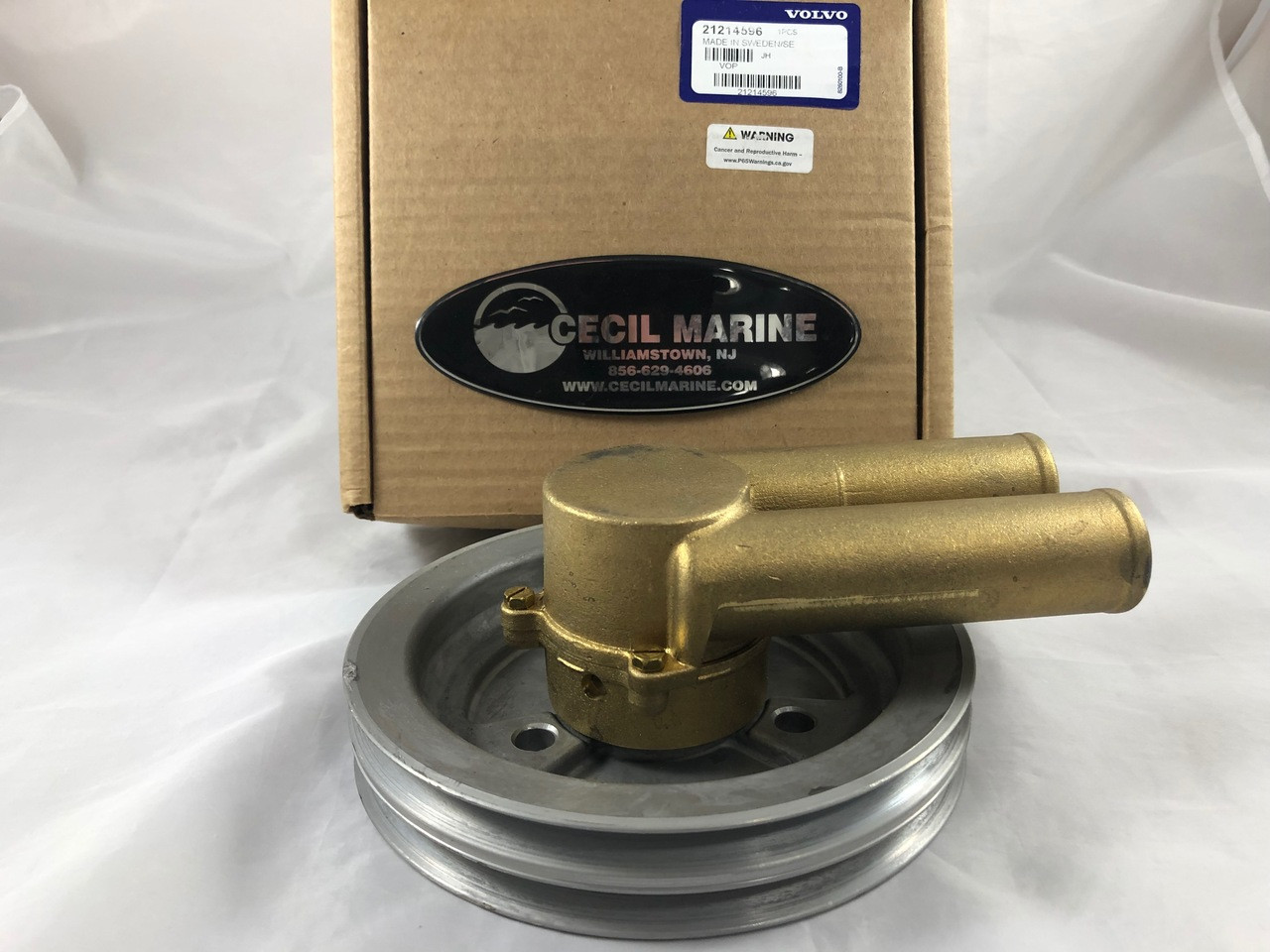 $349.95* SEA WATER PUMP - 21214596 ** IN STOCK & READY TO SHIP! **
