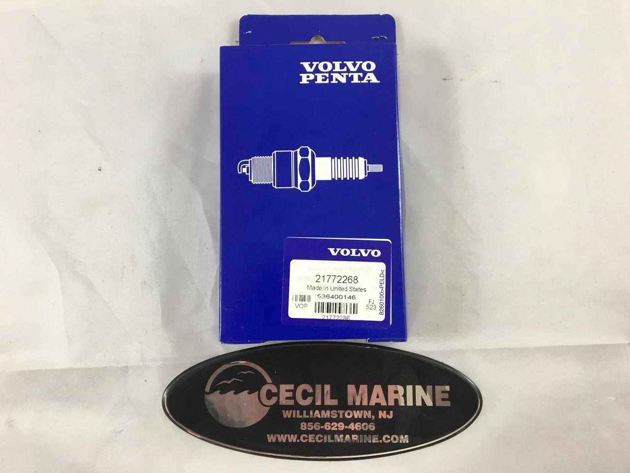 $46 66 GENUINE VOLVO SPARK PLUG KIT 21772268 **In stock & ready to ship!