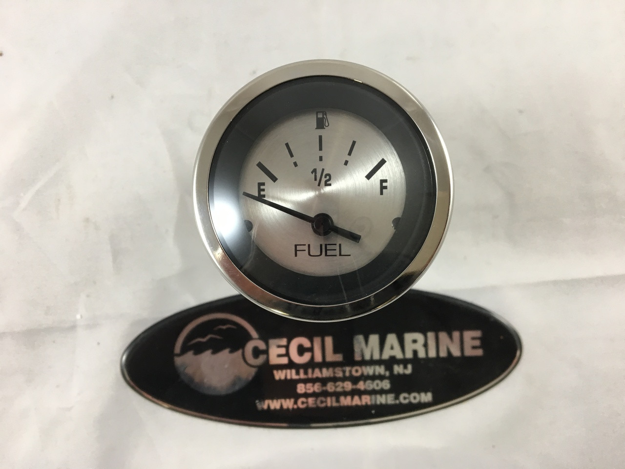 """FUEL GAUGE 2""""- 62354 - In Stock & Ready To Ship!"""