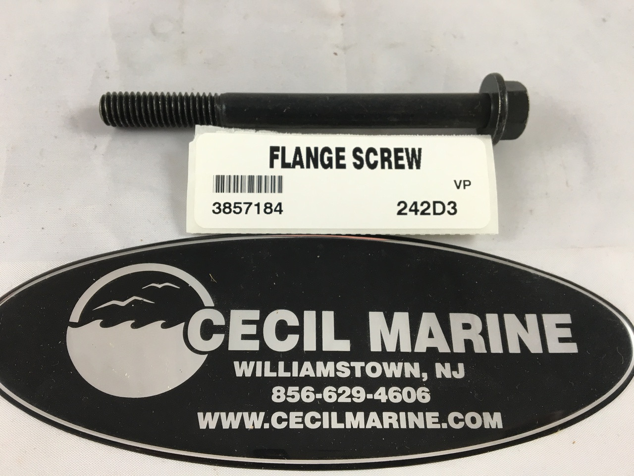 EXHAUST MANIFOLD BOLT 3857184  ** IN STOCK & READY TO SHIP! **