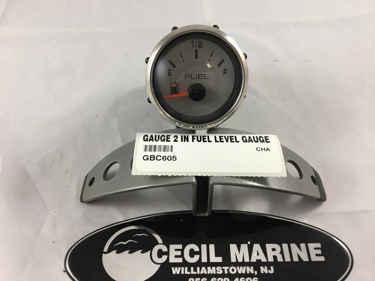 """FUEL GAUGE 2""""- GBC605 **In stock & ready to ship!"""