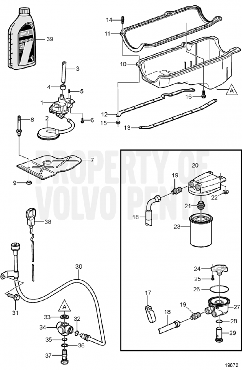 OIL PAN - SUMP 3857778 KIT  ** IN STOCK AND READY TO SHIP!