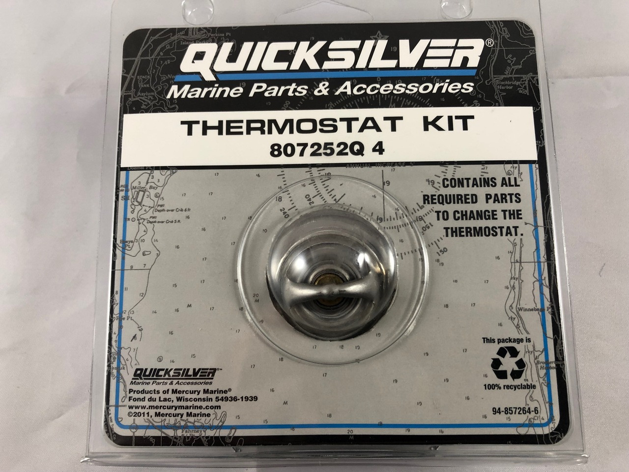 140 mercruiser wiring diagram  39 95    genuine mercruiser 140 deg thermostat kit for standard  genuine mercruiser 140 deg thermostat