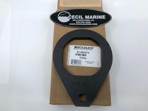 $109.95 GENUINE MERCRUISER  CARRIER TOOL 91-805374