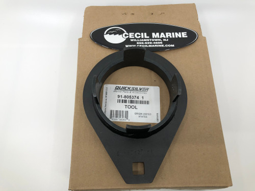 $149.95 GENUINE MERCRUISER BRAVO  CARRIER REMOVER / INSTALLER  TOOL 91-8053741 In Stock & Ready To Ship!