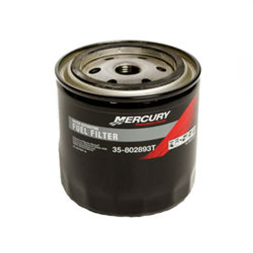 $12.95* GENUINE MERCRUISER SPIN ON FUEL FILTER - 35-802893T * In Stock & Ready To Ship!
