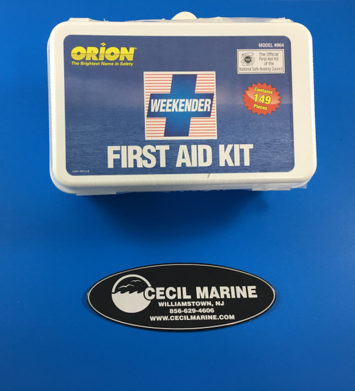 ORION WEEKENDER FIRST AID KIT