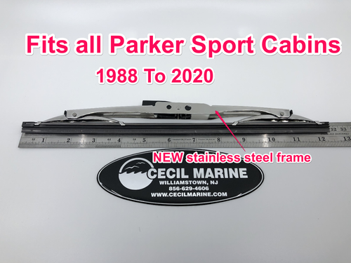 """PARKER WIPER BLADE 12"""" *In Stock & Ready To Ship!"""