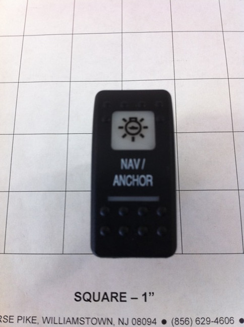 ON /OFF/ON-NAV/ANC SWITCH & COVER