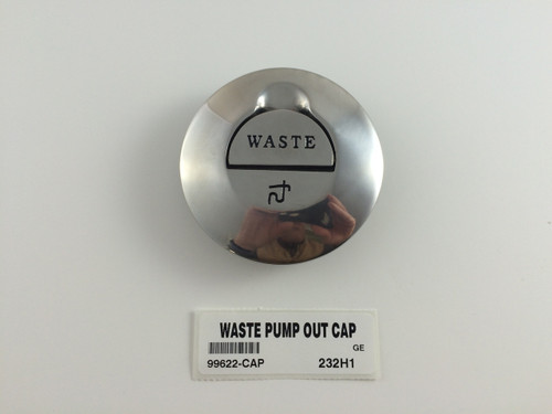 WASTE PUMP OUT CAP 99622-CAP - SORRY THIS ITEM IS NO LONGER AVAILABLE