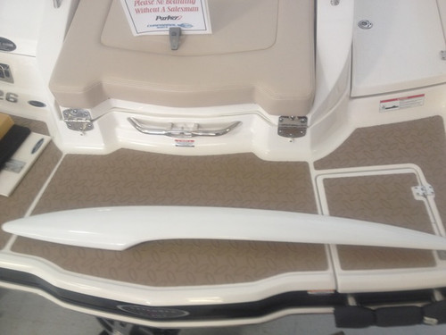 """STARBOARD SIDE (DRIVER ) AIR VENT 215SS -39 3/4"""" long- 071B *In Stock & Ready To Ship!"""